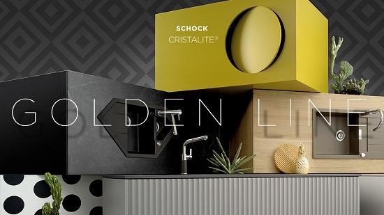 GOLDEN LINE - Noua colectie premium pentru gama CRISTALITE®