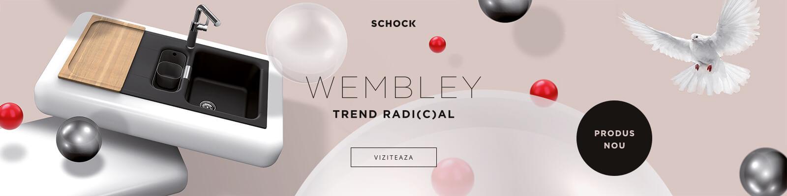 Chiuvete Bucatarie SCHOCK - Wembley