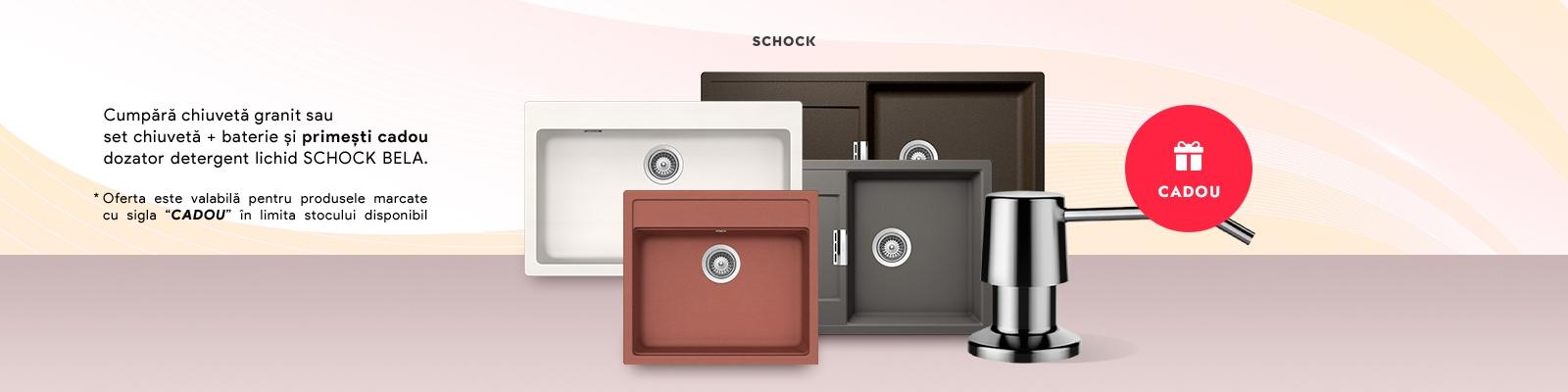 CADOU - Dozator Detergent Lichid Schock Bela
