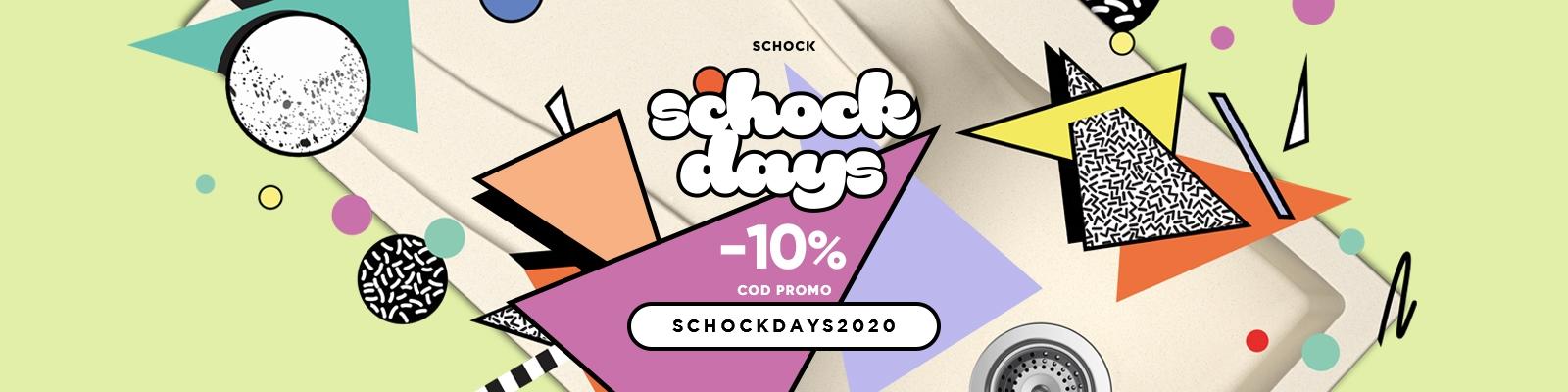 SCHOCK Days 2020 - Cod promotional: SCHOCKDAYS2020