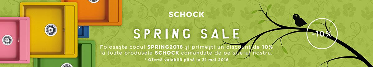 Spring Sale 2016
